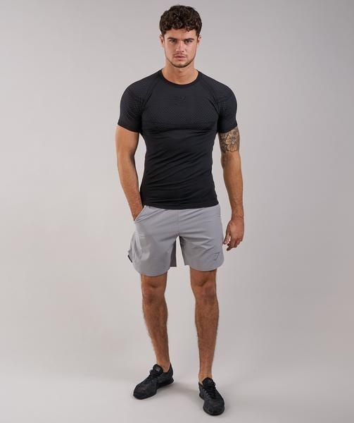 Gymshark Onyx II T-Shirt - Black 4