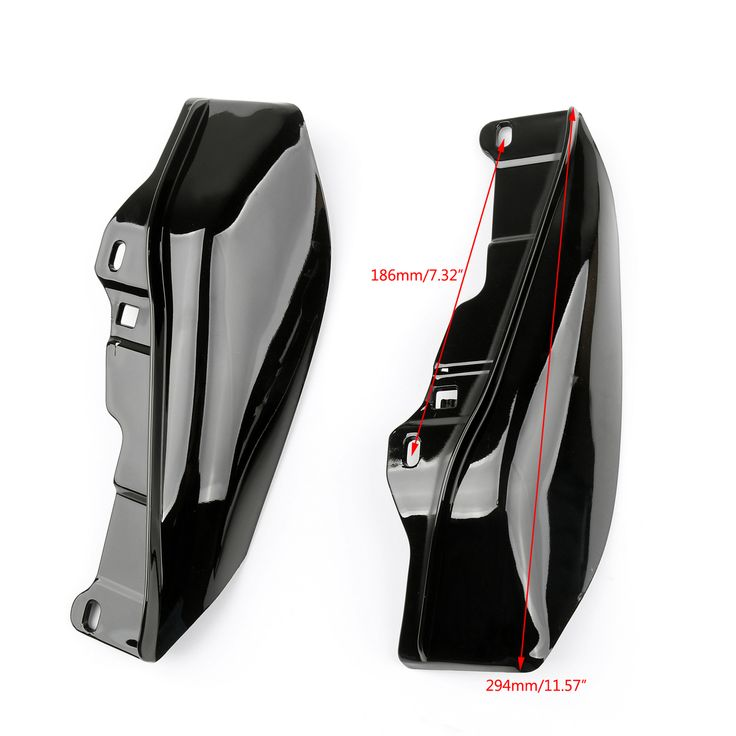Mad Hornets - Mid-Frame Air Heat Deflector Trim Accents Shield For Harley Touring Electra Glide (1997-2013) Black, $39.99 (http://www.madhornets.com/mid-frame-air-heat-deflector-trim-accents-shield-for-harley-touring-electra-glide-1997-2013-black/)