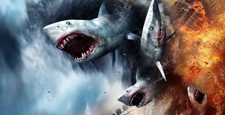 "SyFy And The Asylum Announce Ian Ziering And Tara Reid Will Star In ""Sharknado 3"""