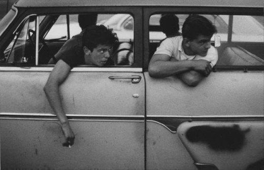 Age of Adolescence, by Joseph Sterling, 1950s/60s