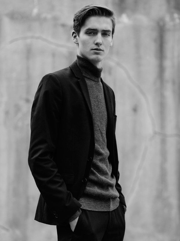 Nathan Felut at Elite Paris by Roberto Cifuentes