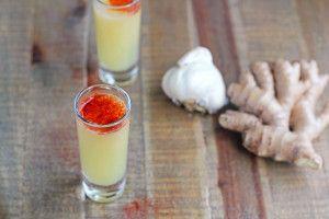 nápoj na chřipku