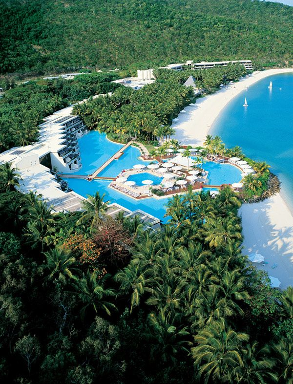 Hayman Resort, Easy access to Great Barrier Reef, Australia
