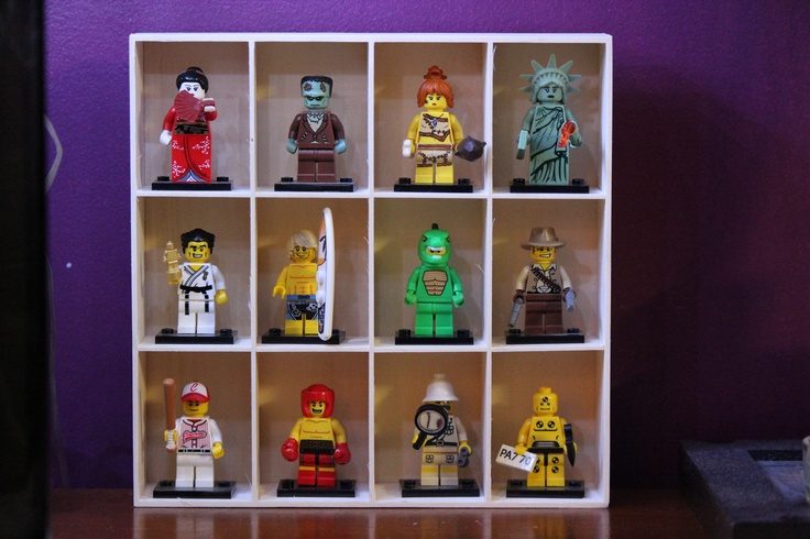 I need to make a display case like this one.