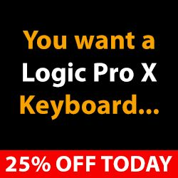 An intuitive web app to help you memorize Logic Pro X key commands. For (UK) English and International English keyboards with or without a numeric keypad.