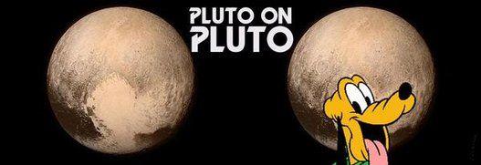 PHOTOS. Pluton inspire les internautes en attendant la diffusion des meilleures images jamais prises grâce à New Horizons