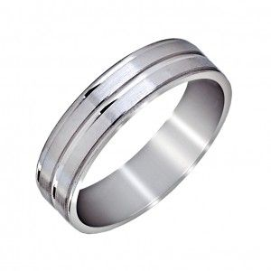 Malo | Gents Wedding Band | Style LCF-1109 For the simple guy. #weddingband #mens