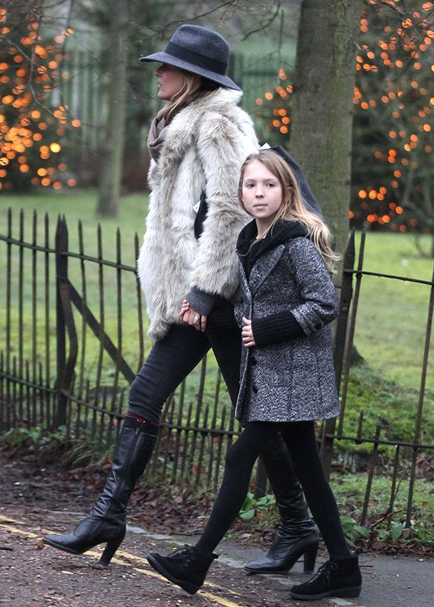 Alerta 'it girl': Lila Grace, la hija de Kate Moss