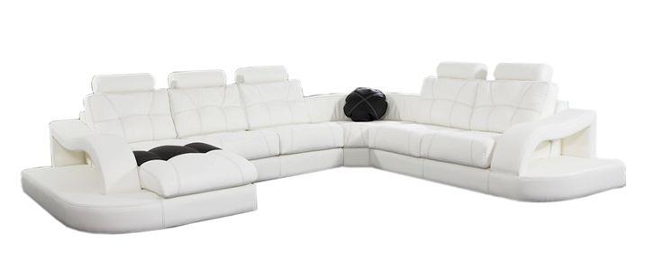 La #rinconera #Ambar para una casa de estilo moderno. #sofa #decor