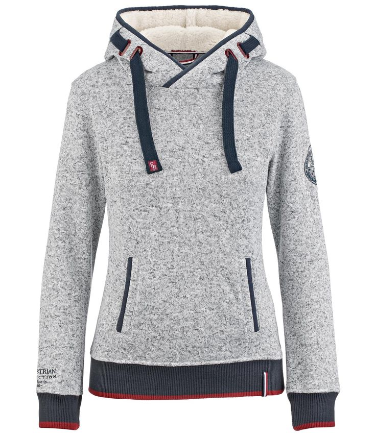 Sweat polaire tricot Celia - Pulls, cols roulés - Kramer Equitation