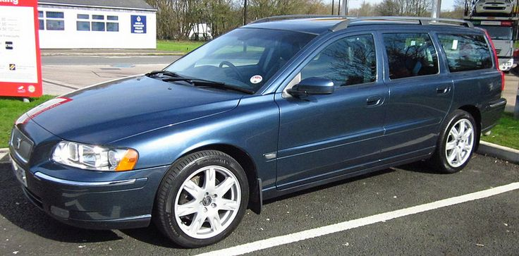 Volvo V70 D5 estate March 2014