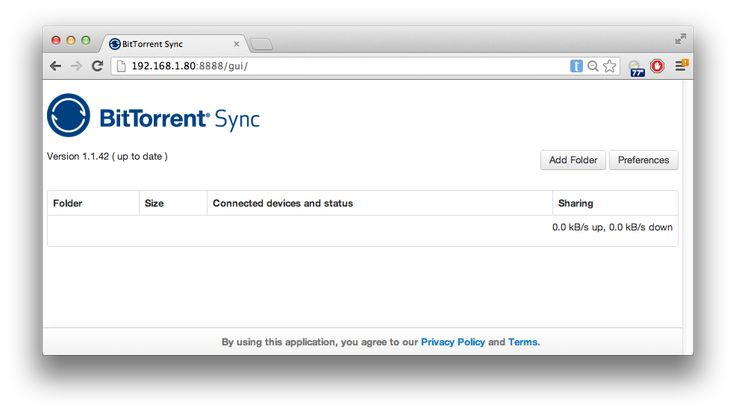 jack.minardi.org : Replace Dropbox with BitTorrent Sync and a Raspberry Pi