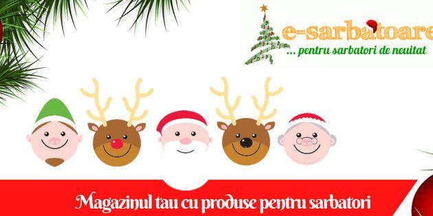 E-sărbătoare, e magie, e Crăciunul!
