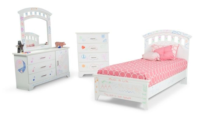 Madelyn kids Bedroom Set