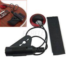 Acoustique Micro Pickup électronique Ramassage Accessoire pr guitare Violon