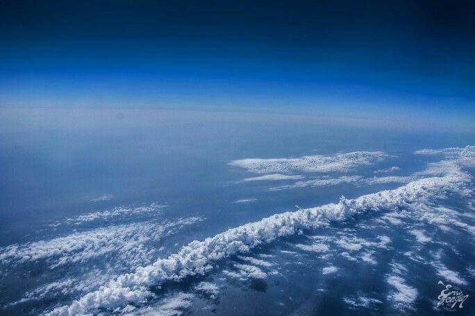 Over The Clouds no.6 © www.emresengun.com  #clouds #cloud #cloudporn #weather #lookup #sky #travel #pegasus