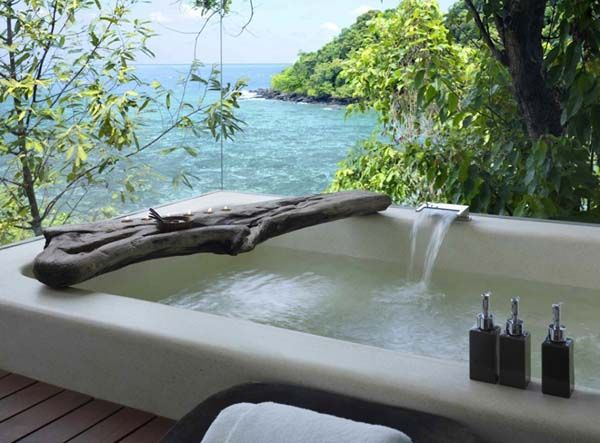 Outdoor Bathrooms 108 best tropical bathroom ideas images on pinterest | luxury