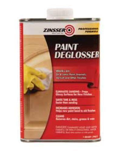 Zinsser Paint Deglosser - 1 qt