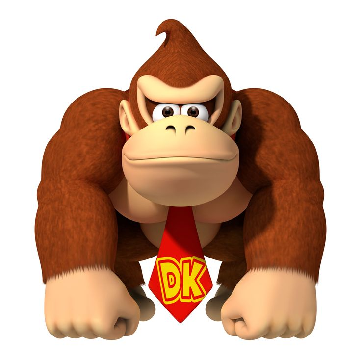 194 best images about Donkey Kong Printables on Pinterest ...