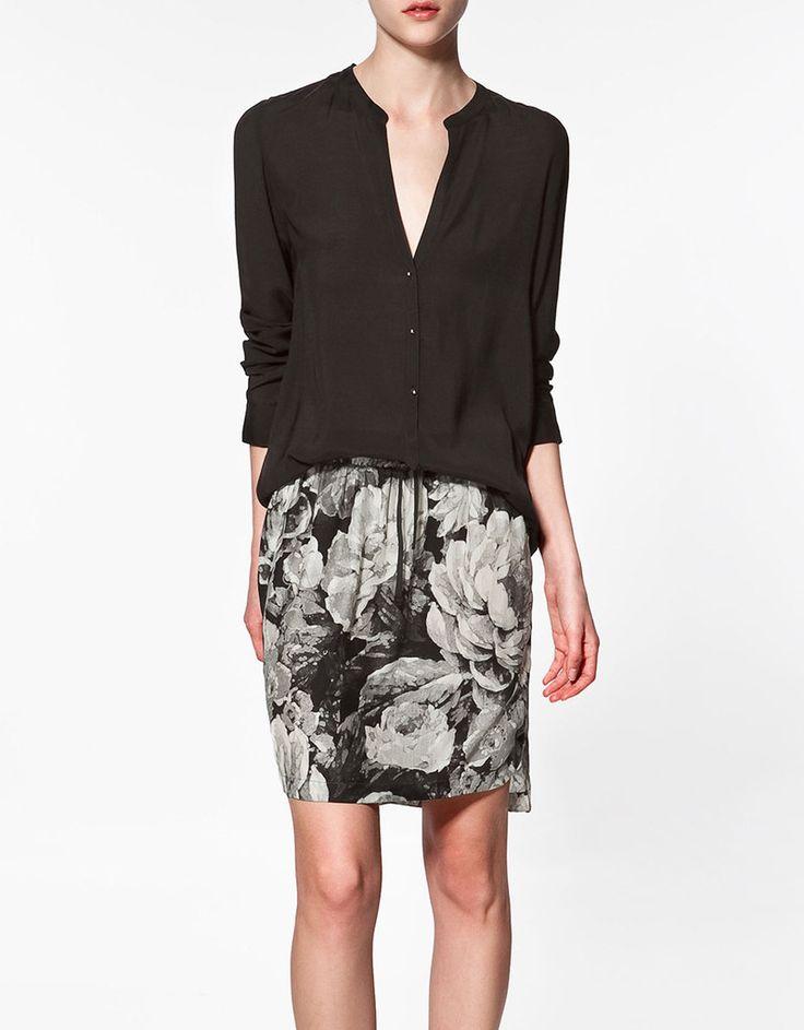 : Fashion, You, Style, Clothes, Cotton Shirts, Blouses Shirts, Black