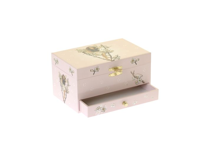 Children's musical jewellery box, from £13.99