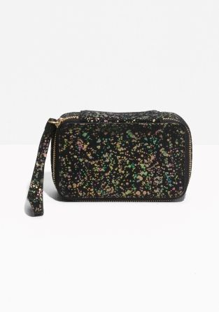 & Other Stories | Stardust Print Vanity Bag