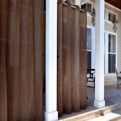 Coolaroo Exterior Privacy Curtains Are Perfect For Patios, Decks And  Sunrooms. Choose These Over