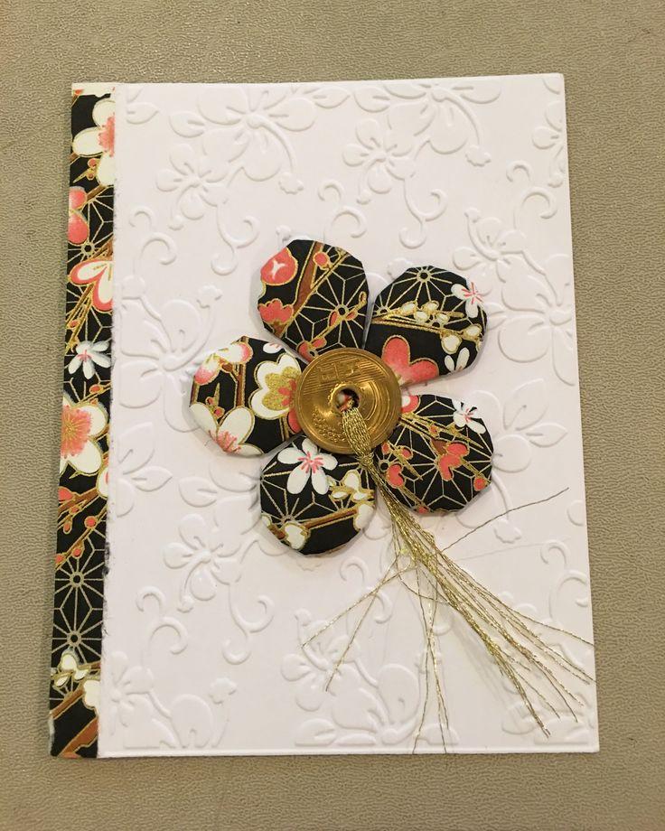 Открытки, японская открытка бумага