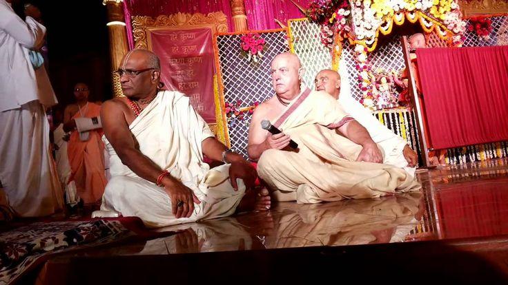 Madhu Pandit Dasa Speech