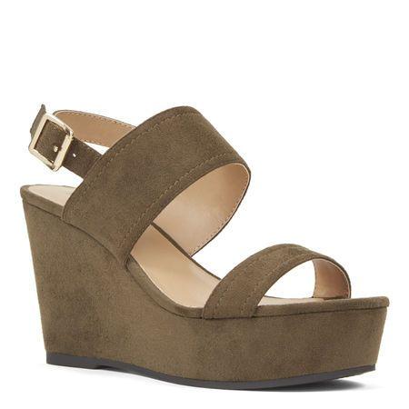 Rayna Wedge Sandals