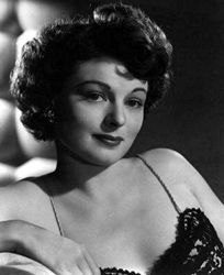 Ruth Hussey - (1911-2005) film actress and Oscar winner.