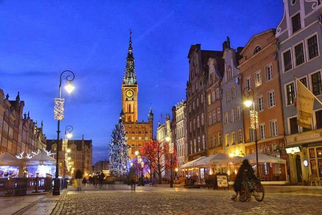 Xmas in #danzing #Gdansk