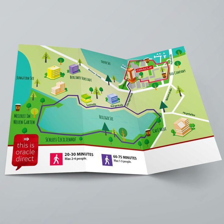 Map Infographics