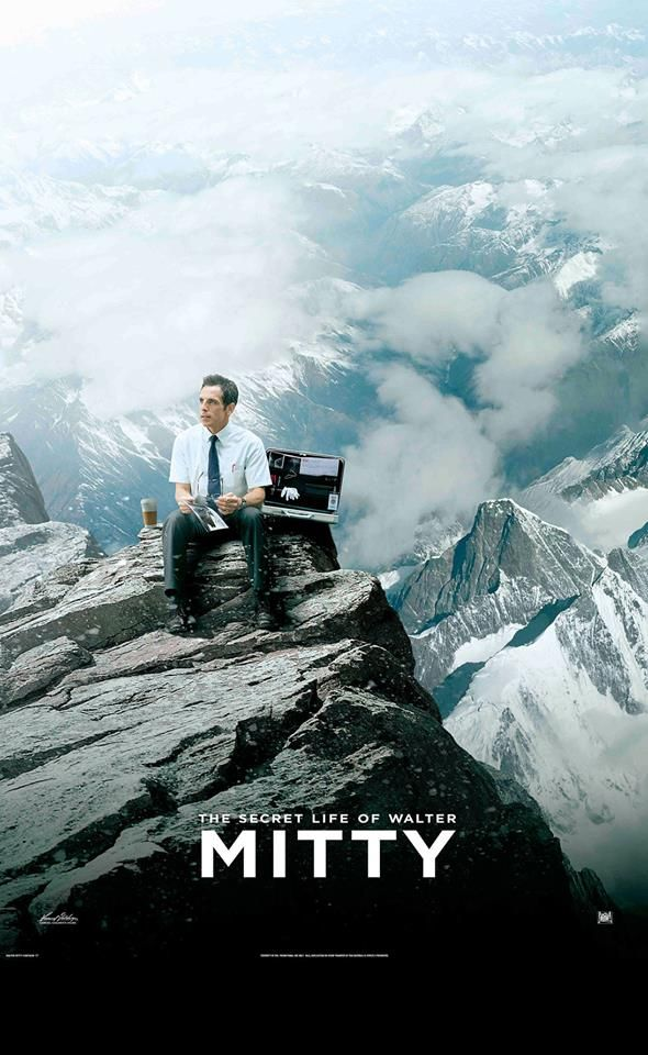 Life should be uplifting. The Secret Life Of Walter Mitty soars this Christmas.
