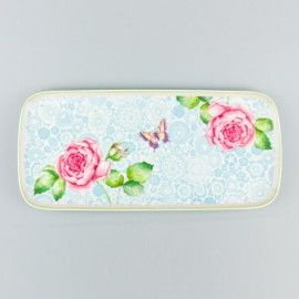 Villeroy Boch Rose Cottage Sandwich Plate