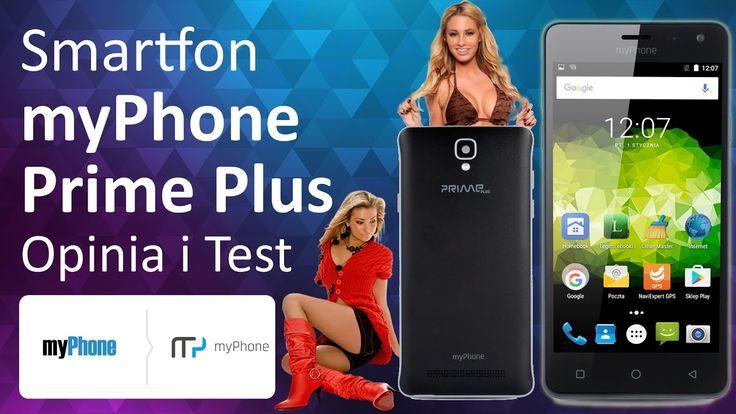 Smartfon MyPhone Prime Plus - Opinia i Test