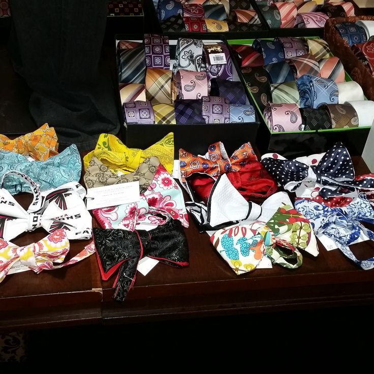 Check out my bowties on display at Stonecrest Mall in Atlanta,Ga at Evolve 770-484-6080