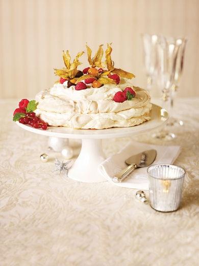 Pavlova - summer's majestic dessert ... Toronto Sun. The baked pavlova ...