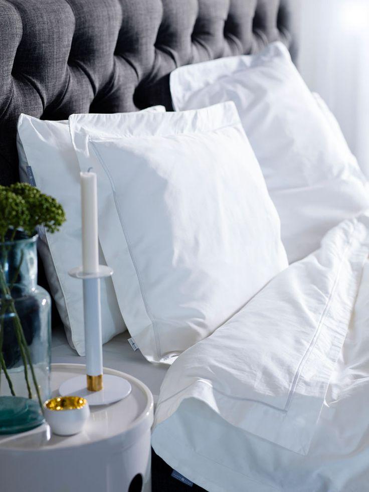 Bed linen from Carpe Diem Beds of Sweden