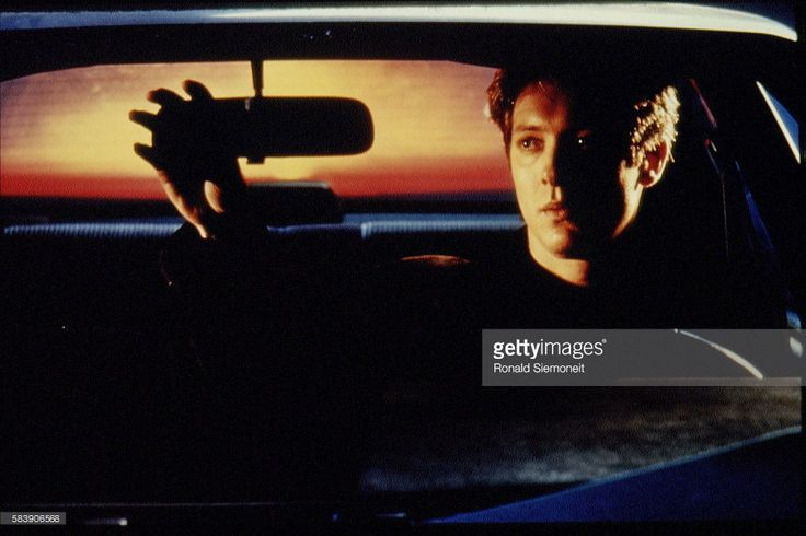 James Spader in the FILM 'CRASH' BY DAVID CRONENBERG, 1996.