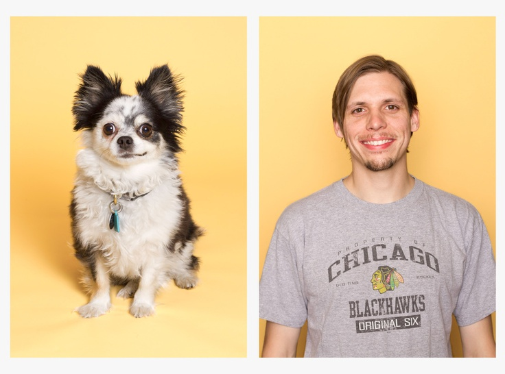 Ann Grini Photography | Pets And Their People    Mochi and Jeremy. Part of my Pets And Their People project.