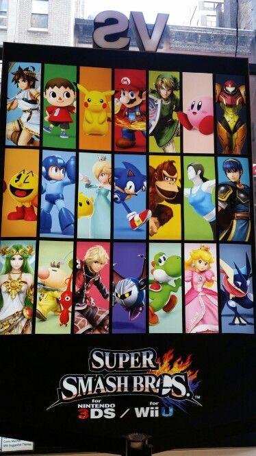 Nintendo store nyc