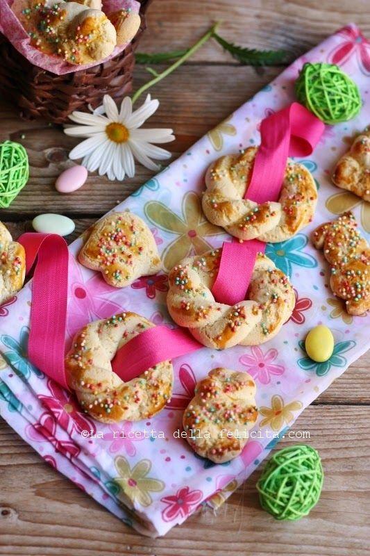 La ricetta della felicità: Cuddhuri o Cuddhuraci (dolci di Pasqua calabresi) senza glutine