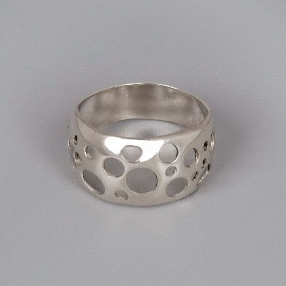 Sterling Silver Ring  Handmade Sterling Silver by toolisjewelry, $70.00