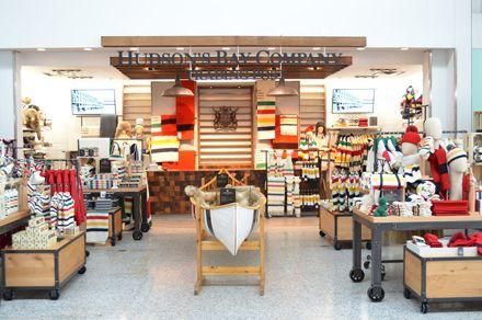 The Hudson's Bay Company é uma das maiores empresas de varejo do mundo, com 460 lojas de departamento e multimarca na América do Norte e na Europa e 65.000 funcionários.