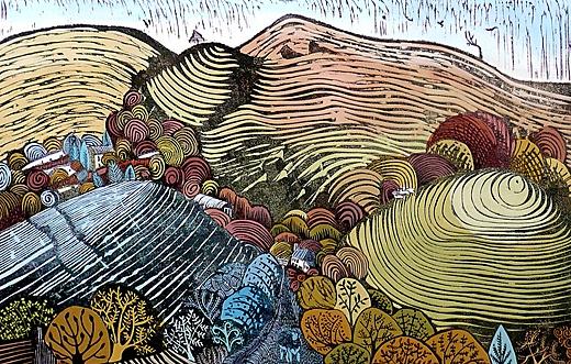 Dorset Visual Arts > Liz Somerville
