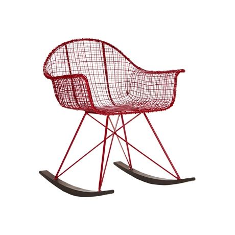 Graph Rocking Chair  Red #freedomaustralia