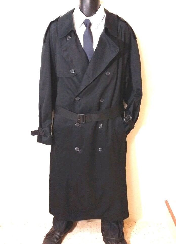 Mens 42R Vintage London Fog Full Double Breasted Trench Coat #trenchcoat #Londonfog Removable Lining in Clothing, Shoes & Accessories   eBay