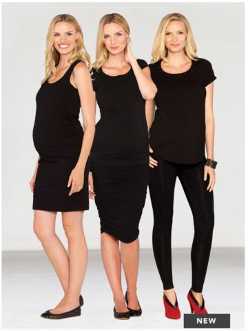 Maternity 4 pce Essentials Bump Kit