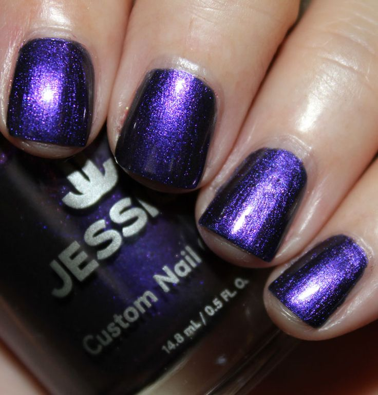Jessica's Night At The Opera shade Prima Donna, new for Autumn Winter 2013.